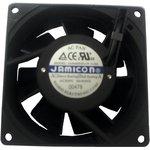 JA0938H2BON-T, Вентилятор 220В, 92х92х38мм, подшипник качения