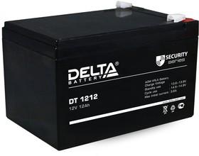 DT1212, Аккумулятор свинцовый 12В-12Ач 151х96х101