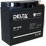 DT1218, Аккумулятор свинцовый 12В-18Ач 181х76х167
