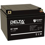 DT1226, Аккумулятор свинцовый 12В-26Ач 165х175x125