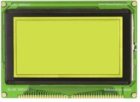 BGB12832-02, ЖКИ 128х32 графический с подсветкой