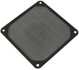 FGF-120/M черный, Фильтр для вентилятора 120х120 мм (металл) | купить в розницу и оптом