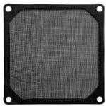 FGF-90/M черный, Фильтр для вентилятора 90х90 мм (металл)