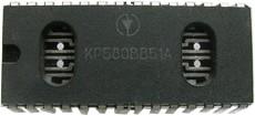 Фото 1/2 КР580ВВ51А (199*г), Программир. последоват. интерфейс (универс. синхронно - асинхронный приемопередатчик) (IC8251A)