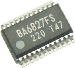 BA6827FS, Драйвер управления 2-х фазными двигателями, БВГ