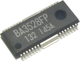 BA3528FP, Предварительный усилитель и регулятор скорости двигателя для стерео плеера, 3В