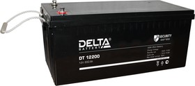 DT12200, Аккумулятор свинцовый 12В-200Ач 523х240х224