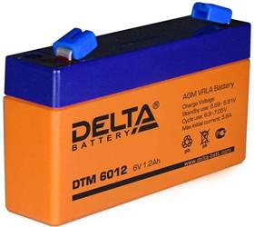 DTM 6012 Delta Аккумуляторная батарея