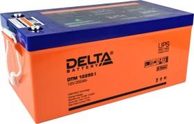 DTM 12250 I Delta Аккумуляторная батарея