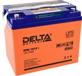 DTM 1275 I Delta Аккумуляторная батарея