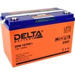 DTM 12100 I Delta Аккумуляторная батарея