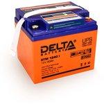 DTM 1240 I Delta Аккумуляторная батарея
