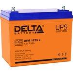 DTM 1275 L Delta Аккумуляторная батарея