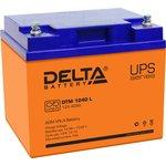 DTM 1240 L Delta Аккумуляторная батарея
