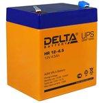 HR 12-4.5 Delta Аккумуляторная батарея