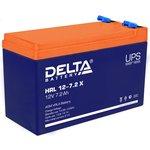 HRL 12-7.2 X Delta Аккумуляторная батарея