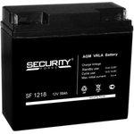 SF 1218 Security Force Аккумуляторная батарея