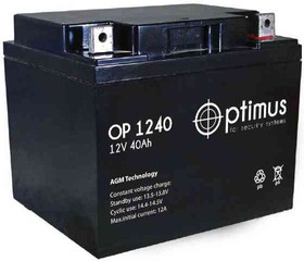 OP 12-40 Optimus Аккумуляторная батарея