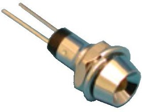 LA03W/Y, Светодиод в корпусе d=8мм желтый 7,0mcd