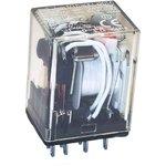 SCLD-W-B-4PDT-C 24VDC, Реле 4пер. 5A 250V