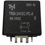 TR94-24VDC-PC-A-R, Реле 1зам. 24VDC / 80A, 14VDC