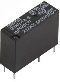 G5NB-1A-E 24DC, Реле 24VDC 1 зам. 5A/250VAC | купить в розницу и оптом