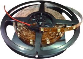 TLS-SMD-10F-5050R-30, Светодиодная гибкая полоса оранжевая 12В (5М) (Ultra Orange)
