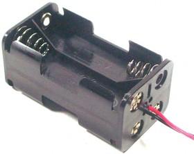 BH-343-1A, Батарейный отсек ААх4