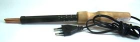 Фото 1/2 ЭПЦН (36В,65Вт), ø 6 мм, Паяльник нихромовый нагреватель, деревянная ручка