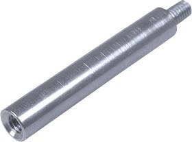 PCSN-25 (Ni), Стойка для п/плат, круглая, никель, М3, 25мм