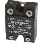 H12D4850, Реле 4-32VDC, 50A/480VAC(с крепежом)