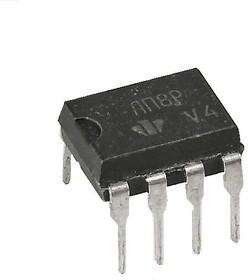 Фото 1/2 К293ЛП8Р (5П18), Быстродействующие логические инверторы , корпус DIP8