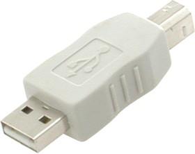 USB A(M)-B(M) переходник