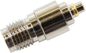 HYR-1509 (GMM-1509), Переходник, MMCX штекер - SMA гнездо
