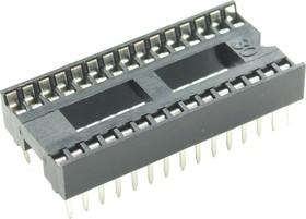 Фото 1/2 ICSS-30 (DS1010-30W), DIP панель 30-контактная шаг 1.778мм широкая
