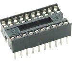 ICSS-20 (DS1010-20W), DIP панель 20-контактная шаг 1.778мм (OBSOLETE)