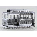 FSC002, Модель, Канатный трамвай Сан-Франциско