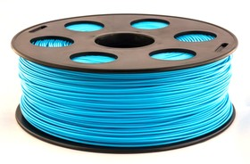 ABS-пластик 1.75 мм (1 кг) Голубой, Пластик для 3D принтера
