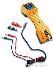 """19800003, Тестовая трубка TS19 (шнуры с разъемами """"банан"""" и съемными зажимами типа """"крокодил"""")"""