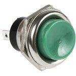 PBS26С (зеленая), Кнопка ON-(OFF) (2A 250VAC)