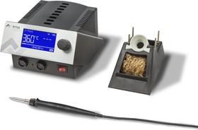 i-CON 2V + i-TOOL, Станция паяльно-ремонтная двухканальная, антистатическая