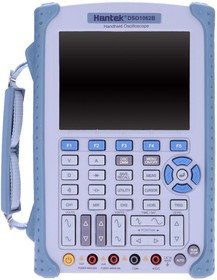 Фото 1/4 DSO1062S, Осциллограф портативный, 2 канала х 60МГц