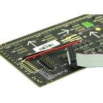 Фото 4/4 Ultrathin 16x32 Red LED Matrix Panel, Ультратонкая светодиодная панель (красный)