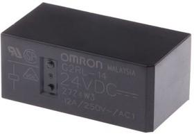G2RL1424DC, Power Relay 24VDC 12A SPDT(29x12.7x15.7)mm THT