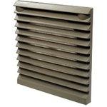 JLVFP-801, решетка для вентилятора с фильтром 106х106мм