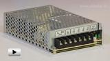 Смотреть видео: RS-100-5 Блок питания, 5B,16A,100Вт