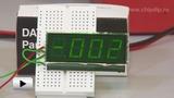 Смотреть видео: Цифровой вольтметр DMS-30PC-1-GS-C  от Murata