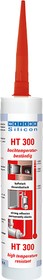 Silicone HT 300 (310мл) Силикон HT 300 - высокотемпературный силиконовый клей-герметик. Красный.