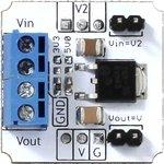 Фото 2/3 Troyka-LDO, Линейный регулятор напряжения, 3.3В, 0.8А