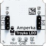 Фото 3/3 Troyka-LDO, Линейный регулятор напряжения, 3.3В, 0.8А